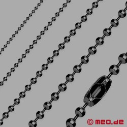 Ball chain - Ball chain in black