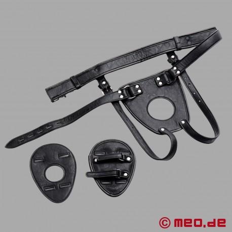 Custodia per il culo – Cintura con tappo anale