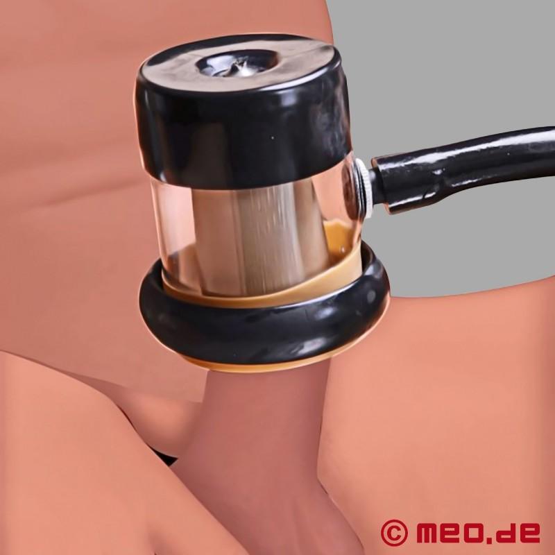 prostata da mungitura dellebano