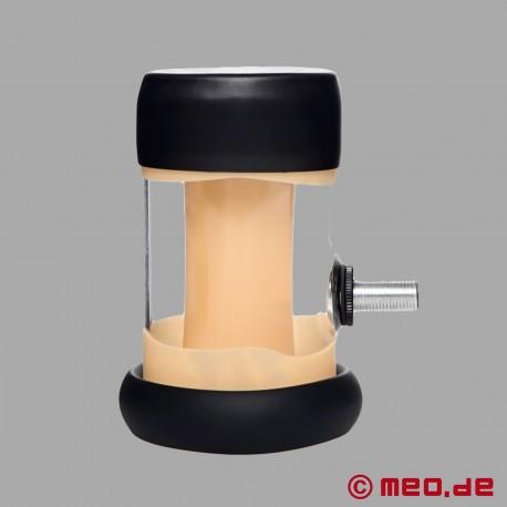 Cylindre court, accessoire pour la machine à traire de MEO