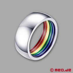 PRIDE finger ring