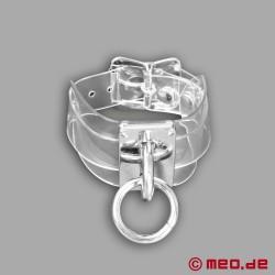 Lady MEO – Bracelet transparent – Anneau en O