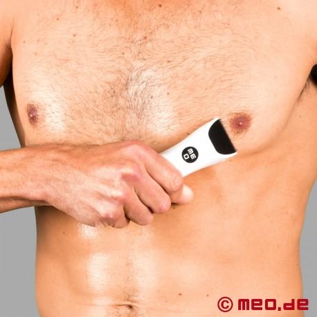 Rasoir corporel pour homme de MEO – Bodygroomer