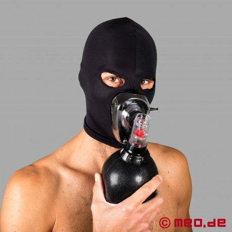 Maske POPPERS MAX