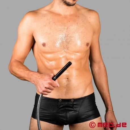 Soffione per doccia anale Black Shower Shot