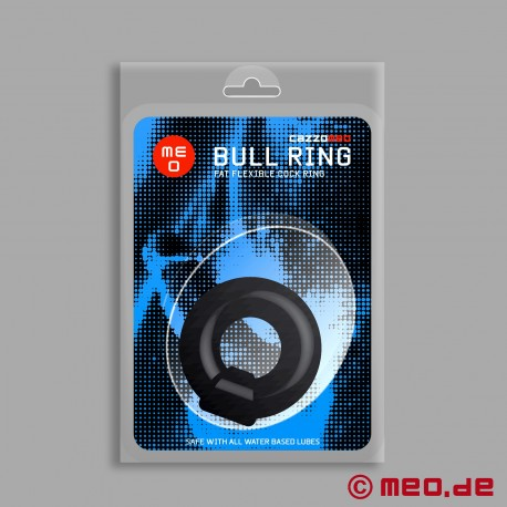 CAZZOMEO Bull Ring – Silicone cock ring