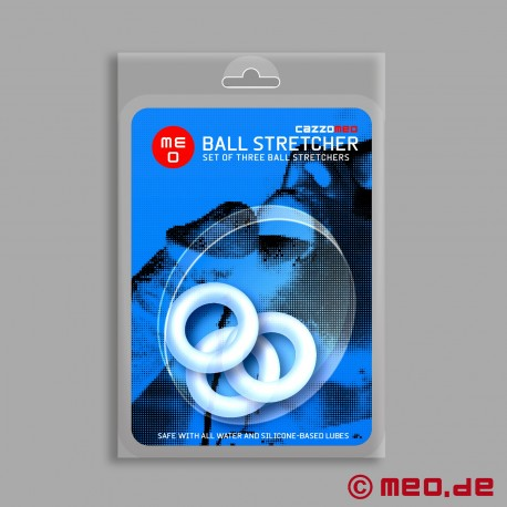 CAZZOMEO Ball Stretcher Kit – Set con tre ballstretcher
