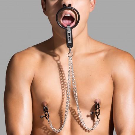 Dr. Sado's FEEDER - mouth spreader
