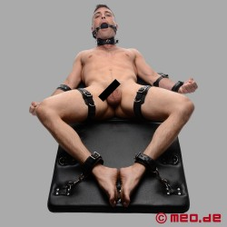 Portable Bondage Board - Bondage Bed with 14 D-ring attachment points