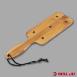 HURTME Breites Bambus Paddle – MEO® Spanking