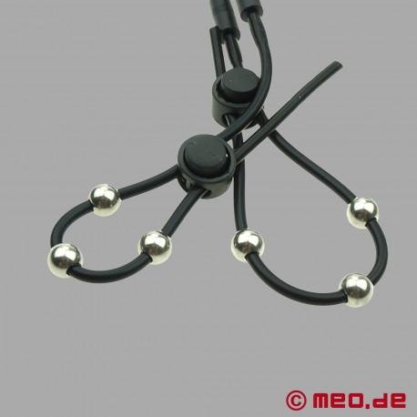 Electrosex penis loops - Penis rings for electrostimulation