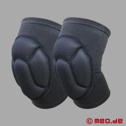 Bad Puppy knee pads for human pup play