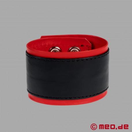 Leather Armband, DISTINCT Fetish Wrist Strap