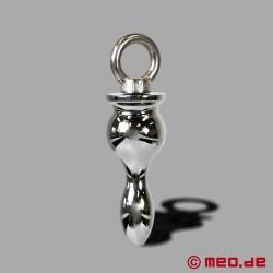 AMOREMEO Anal Tickler - Metal Butt Plug