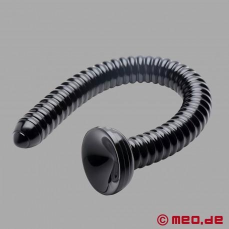 Ana(l)conda - Hosed 50 cm / 20 inch Ribbed Anal Snake