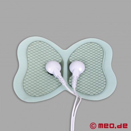 Selbstklebende Elektrode für Elektrosex
