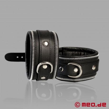 Code Z Bondage Ankle Cuffs black