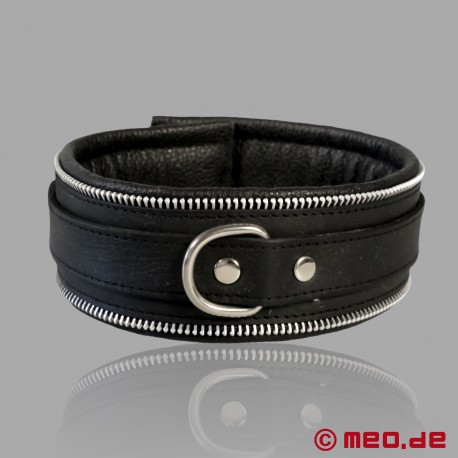 Code Z Bondage Halsband schwarz