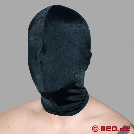 Maschera in spandex senza aperture