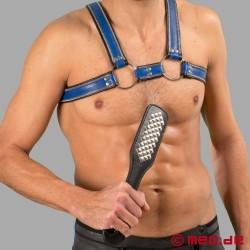 Paddle Brutus – Tapette en cuir à clous