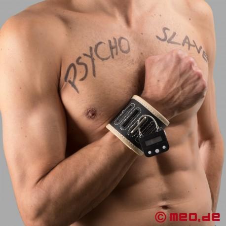 Dr. Sado Black Psycho Hospital Restraints