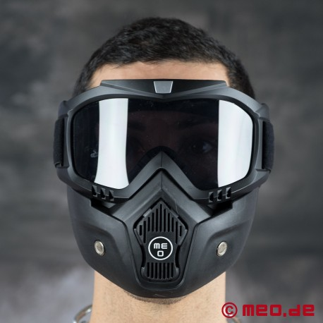 Masque Alien Fétiche