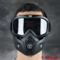 Alien Fetisch Maske
