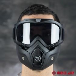 Alien fetish mask