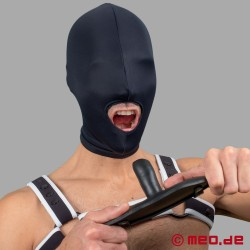 Lockable mouth gag with time lock