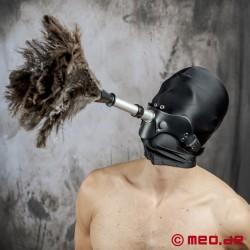Staubwedel für den Humilator Mundknebel