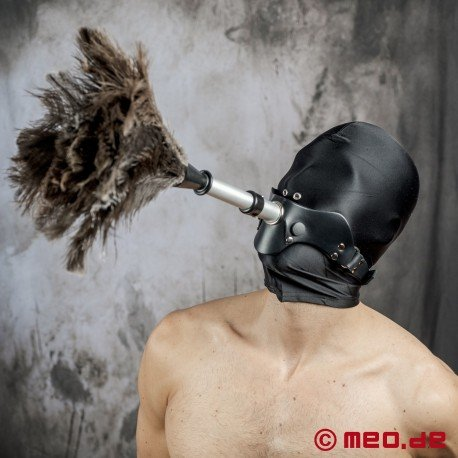 Feather Duster Attachment - Accessory for Humilator Gag