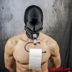 Klopapierhalter – Zubehör für den Humilator-Knebel