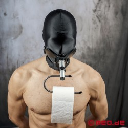 """Porte-papier hygiénique - Accessoire pour le bâillon """"Humilator"""""""