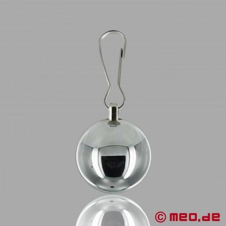 Stainless steel BDSM ball weights