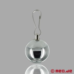 Stainless steel BDSM ball weights