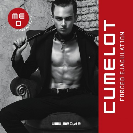 CUMELOT ® DeLuxe Lambda – Orgasme contraint pour l'homme soumis
