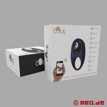 Die Cock Cam - Cock Ring mit Video Kamera