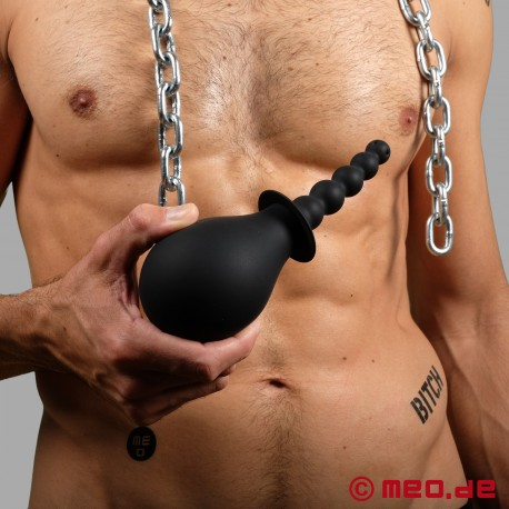 Douche anale pour nettoyage anal