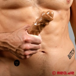 Étui pénien avec prépuce - Extension de pénis avec gland et prépuce