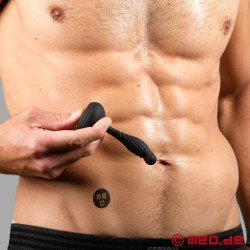 Alpha Male CUNTER prostate vibrator for on the move