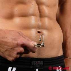 Frein à sperme CAZZOMEO Penis Plug ® Lock N Load