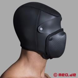 Neoprene Bondage Hood 2.0