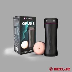OPUS E - Versione anale - Masturbatore con elettrostimolazione per uomo