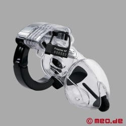 PUBIC ENEMY NO 2 - chastity belt - penis cage with e-stim