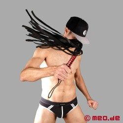 SM Leather Flogger