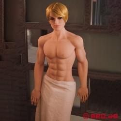 Kenny - Realistische männliche Sexpuppe