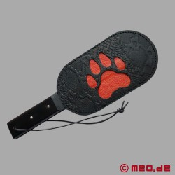 Bad Puppy ® Paw Paddle for spanking and BDSM