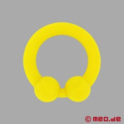 The Bull Cock Ring - yellow