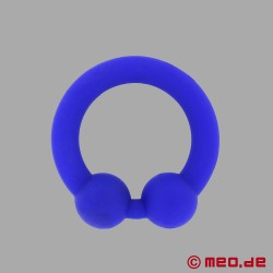 The Bull Cock Ring - blue