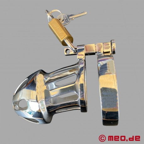 NoPacha ™ High Security - Chastity belt for men